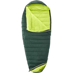 Y by Nordisk Tension Comfort 600 Sovepose L, sort/grøn